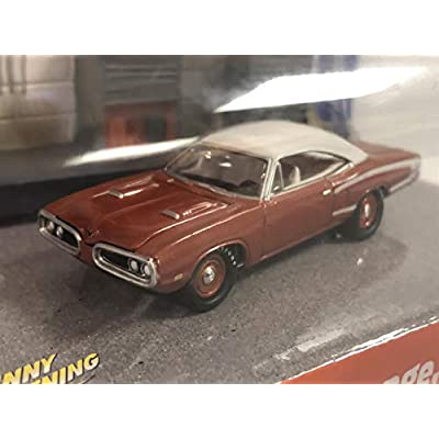 1970 Dodge Coronet Super Bee Brown and Union 76