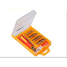 New Promotion Knitting Needles 32 -one Multifunction Screwdriver Laptop Mobile Phone Repair Tools Precision Glasses (130mm x 85mm x 30mm)