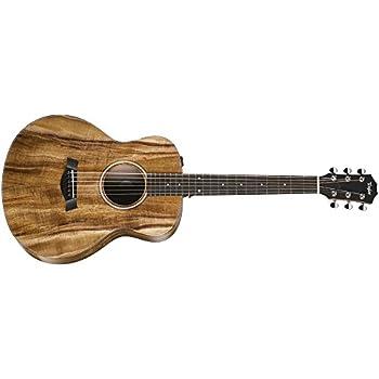 Strict Taylor Gs Mini-e Walnut Guitars & Basses Acoustic Electric Guitars Natural