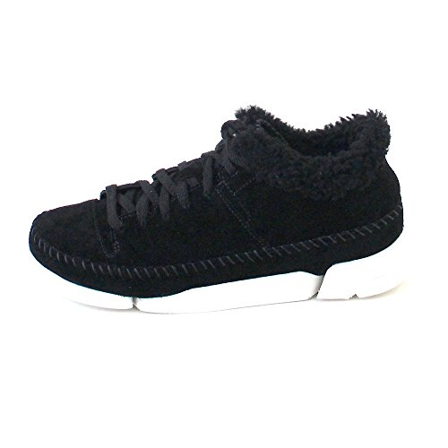 Trigenic Flex - Black Warmlined Suede