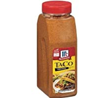 Taco Seasoning 730g by McCormick's - The Original Seasoning Mix - with Natural Spices | Shipped in Eco Friendly…