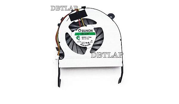 DBTLAP Nuevo Ventilador para Toshiba Satellite L845-SP L845D L845D ...