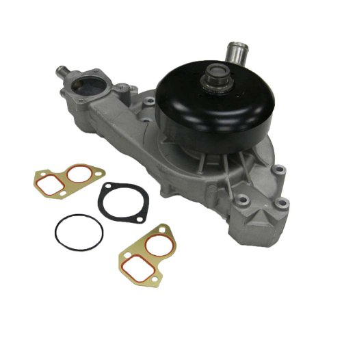 Gmc Sierra Water Pump - GMB 130-7340 OE Replacement Water Pump with Gasket
