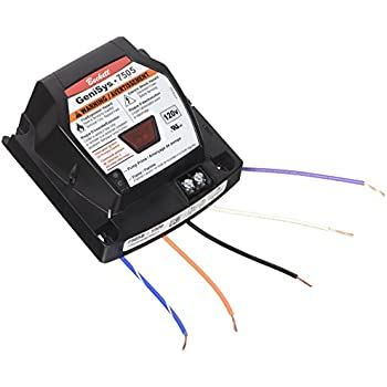 Honeywell R7284U-1004 Electronic Oil Primary, 1, Color ... on