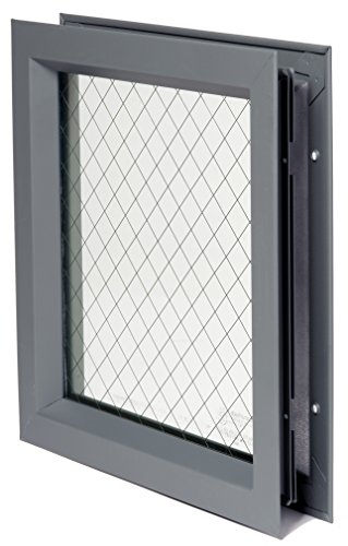 National Guard LFRA100WGGT11824X24 L-FRA100-WG-GT118 Linchese Kit GRY Primer, 24'' Length x 24'' Width x 24'' Height, Bronze by National Guard