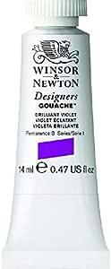 Winsor & Newton Designers, Gouache colors tube, 14 mL - Purple