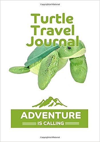 Turtle Travel Journal: RV Travel Logbook & Camping Journal