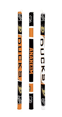 Btswim NHL Anaheim Ducks Pool Noodles (Pack of 3)