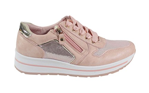 Pink Shoes by Zapatillas para Mujer Yngpw
