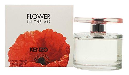 De By Spray Kenzo Parfum Flower Eau (Kenzo Eau de Parfum Spray for Women, Flower In The Air, 3.4 Ounce)