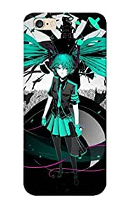 New SyTCmEf2732bZZqP Hatsune Miku Vocaloid Skin Case Cover Shatterproof Case For Iphone 6 Plus