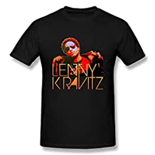 Que.Tanglous Lenny Kravitz Comfortable Cotton T Shirts