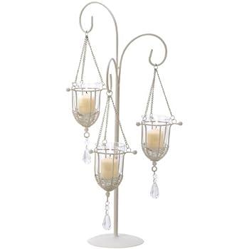 Gifts & Decor Crystal Drop Votive Candle Holder Wedding Centerpiece