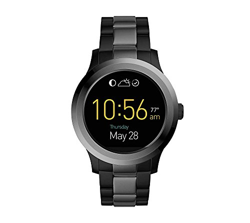 Fossil Gen 2 Smartwatch - Q Founder Two-Tone Stainless Steel