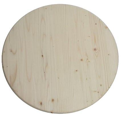 Allwood 5/4u0026quot; (1.25u0026quot;) X 36u0026quot; Round Table Top,