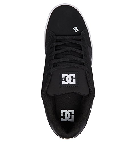 para Black deporte Herringbone DC Shoes de hombre Zapatillas vIqwBp