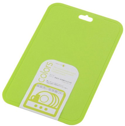 パール金属 まな板 グリーン 食洗機対応 カラーズ 日本製 C-348の商品画像