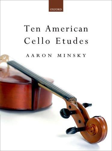 American Cello - Ten American Cello Etudes