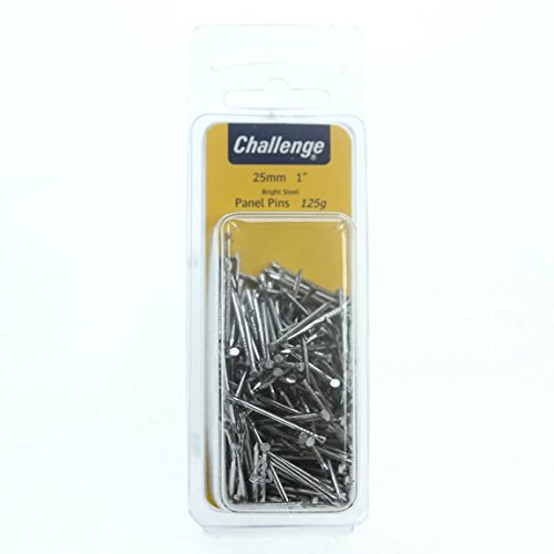 Shaw Challenge Panel Pins 25Mm B/S Clam