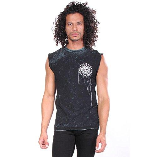 Affliction - T-shirt Tarnished Divio - Maschi