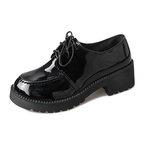 Flache Schuhe,Der Wilde Wind Von England Damenschuhen,Retro Schuhe,Damenschuhe A