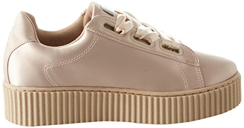 Windsor Rosa Olyvia Nougat Smith Sneaker Donna Satin vqaPvwUr