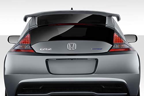 Duraflex Replacement for 2011-2016 Honda CR-Z Type M Wing Spoiler - 3 - Spoiler Wing Piece 3