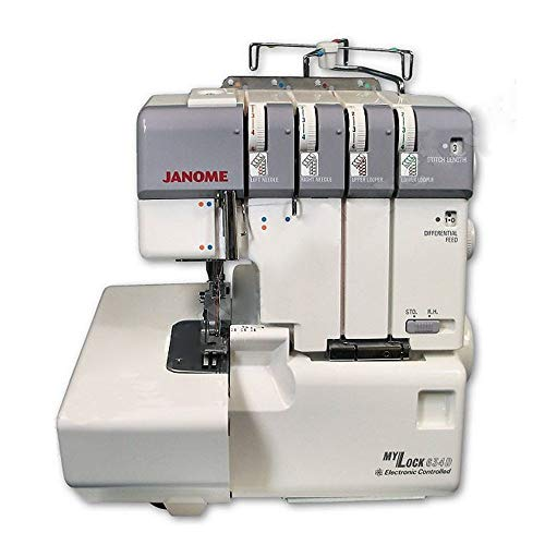 Janome 634D MyLock Electronic Serger By The Each (Renewed)