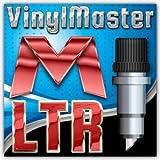 VinylMaster Ltr (Letter) - Contour Cut & Advanced Design Software for Vinyl Cutters