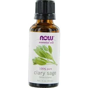 NOW Foods Essential Oils Clary Sage -- 1 fl oz