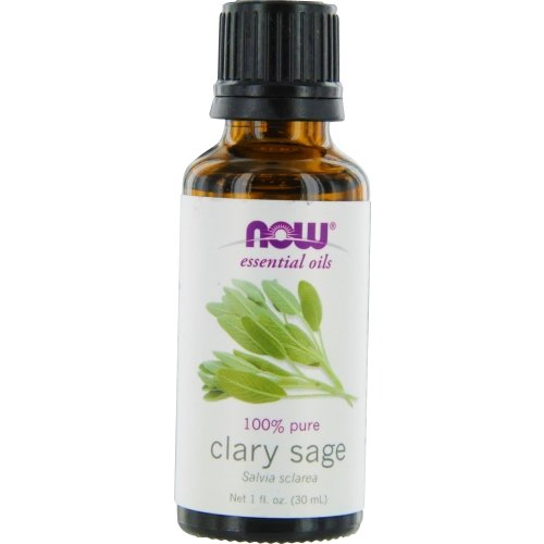 NOW Foods Essential Oils Clary
