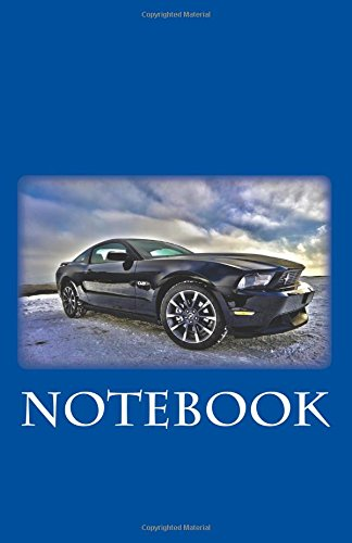 NOTEBOOK - Muscle Car ePub fb2 ebook