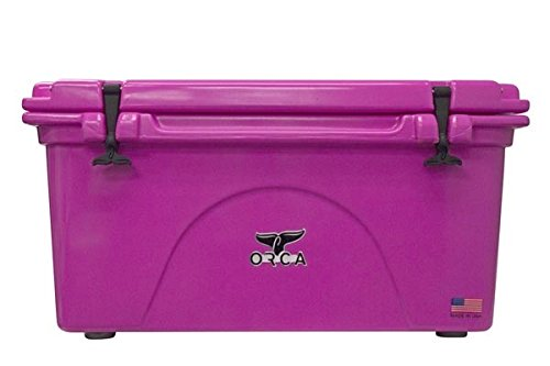 ORCA ORCP075 Cooler with Extendable flex-grip handles for co