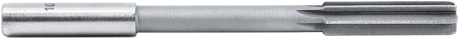 Delaman/® 8PCS HSS Machine Reamers Set H8 Straight Shank for Milling Chucking