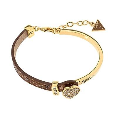 Bracelet GUESS Métal - Femme - 18 cm  Amazon.fr  Bijoux 9a6a967244c