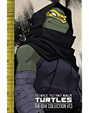 Teenage Mutant Ninja Turtles: The IDW Collection Volume 13