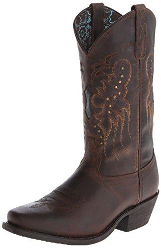 - Laredo Women's Cora Western Boot, Brandy, 7 M US