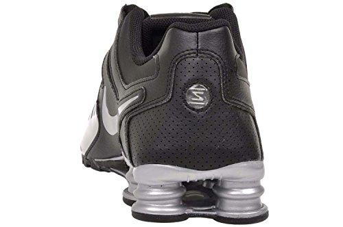 Da black Tennis Atletici metallic Che Shox Corrente Black Silver Delle Pattini Nike Scarpe 8q0TxvI