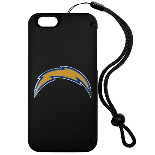 Siskiyou The Ultimate Game Day Case for iPhone 6 Plus/6S Plus - Retail Packaging - San Diego Chargers