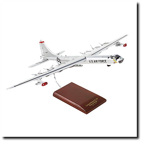 Planejunkie Aviation Desktop Model - Boeing B-36J Peacemaker Model