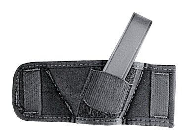 Sidekick Slide Holster - Uncle Mike Supper Belt Slide 86900 lster Kodra Black Ambi Poly Bag