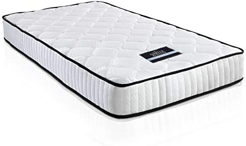 low priced 1dffd 28fb0 Giselle Bedding Mattress Single Size Pocket Spring Foam Bed Mattress 21cm  Thick