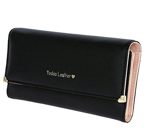 Zando Classic Trifold Leather Handbag product image