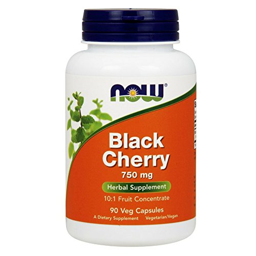 NOW Foods Black Cherry Fruit Extract, 90 Vcaps For Sale