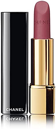 Chanel Rouge Allure Velvet 47 L Amoureuse – Pintalabios Mat Intenso/Lipstick: Amazon.es: Belleza