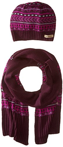 Columbia Womens Winter Worn Scarf