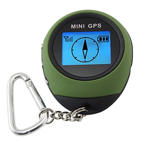 Mini Gps Receiver   Location Finder Receiver With 24 Points