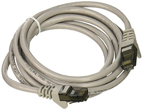 Belkin 6ft Cable CAT6 Patch 4PR-RJ45 M/M Snagless ( A3L980-06-S ) (Belkin Ethernet Adapter)
