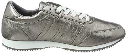 P1285hoenix Fonc Hilfiger Damen Silber 8c3 Sneaker Tommy argent Ew60nqS0x