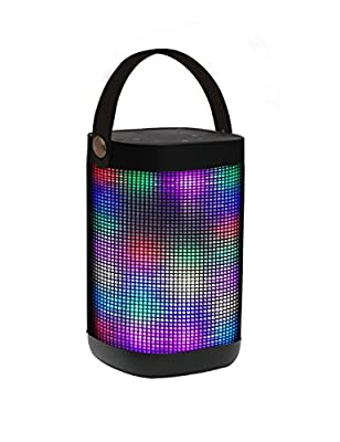 Anonsuo A8 Stereo lossless hi-fi Audio Portable outdoor wireless Bluetooth Speakers with LED Lights and powerbank from Anonsuo Marketing Center